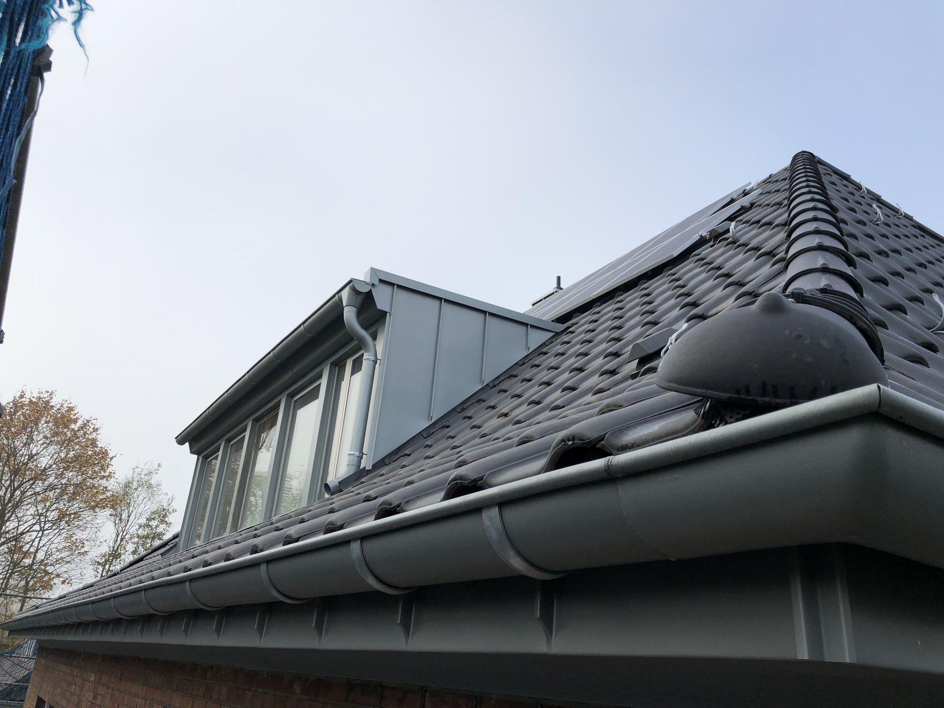 Dachklempnerei in Wesel - Schnickers Bedachungen